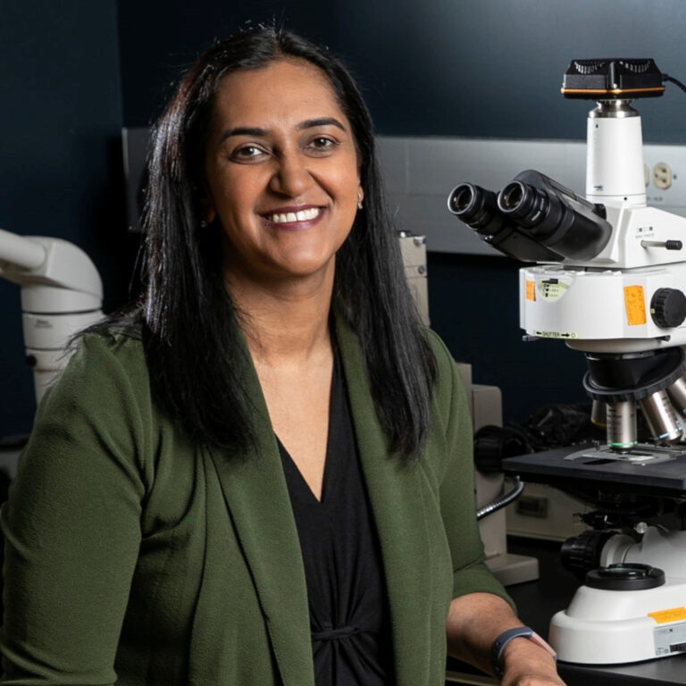 Navigating the Intersections of Race, Gender and STEM: A talk with Dr. Bala Chaudhary