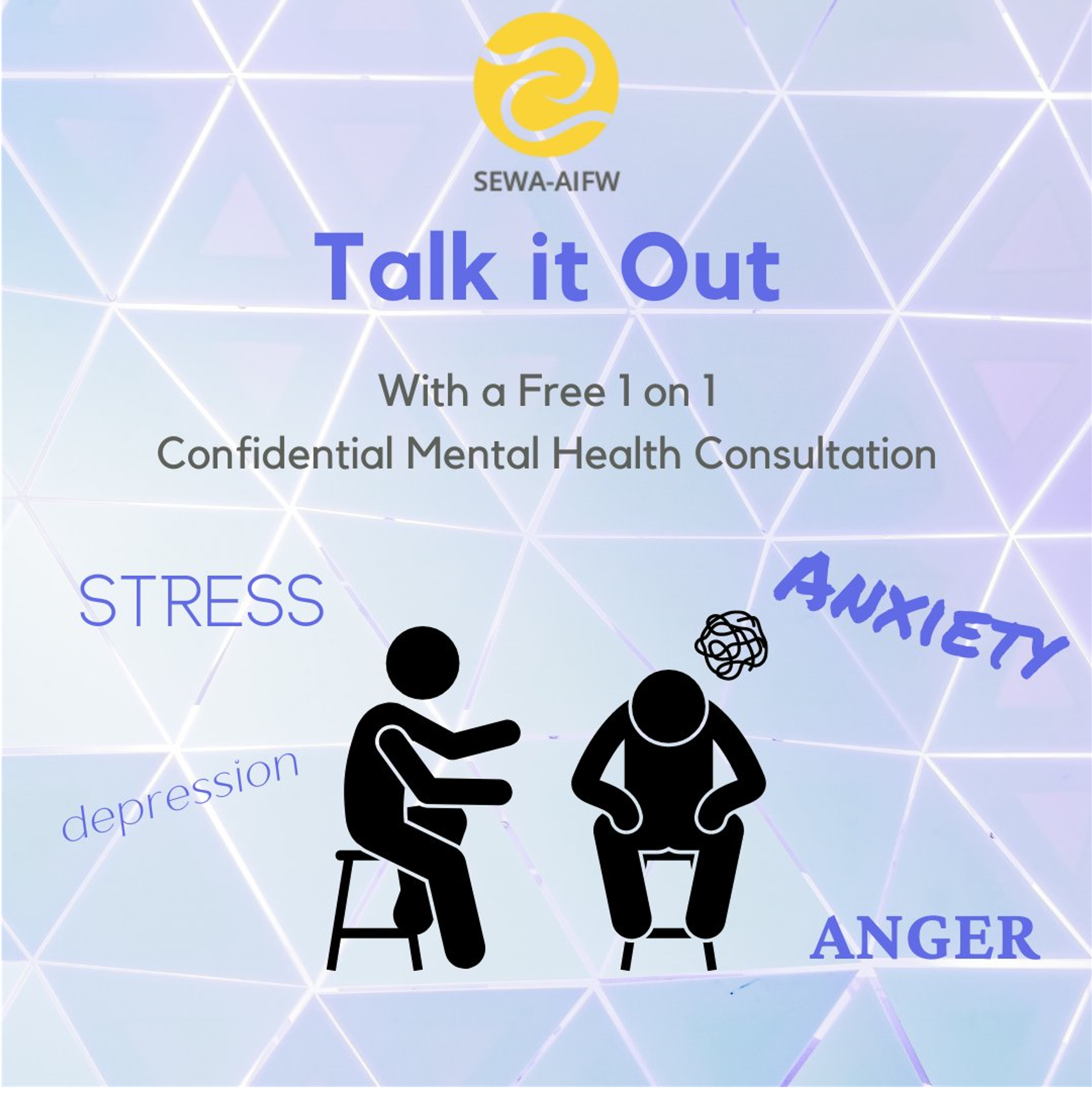Picture for mental health consultations